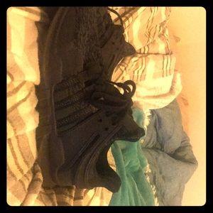 0f60f295cfa6 adidas Shoes - All black eqts